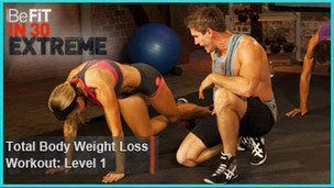 Thumbnail image for Total Body Weight Loss Workout Level 1
