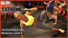 Fat Burning and Abs Workout Level 1