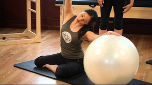 Thumbnail image for Upside-Down Pilates: Balance Ball