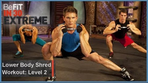 Lower Body Shred Workout