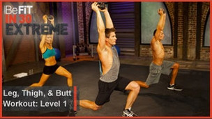 Thumbnail image for Leg, Thigh and Butt Workout