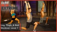 Leg, Thigh and Butt Workout