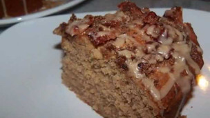 Thumbnail image for The Elvis Coffee Cake - Gluten Free