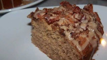 The Elvis Coffee Cake - Gluten Free