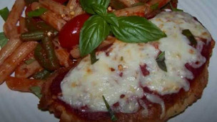 Thumbnail image for Gluten Free Chicken Parmesan