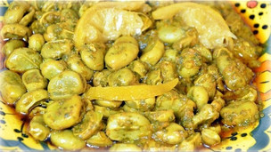 Thumbnail image for Moroccan Fava Beans with Charmoula