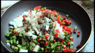 How to Make a Fancy Rice Salad!