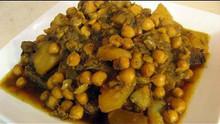 Moroccan Lamb Tajine with Turnips