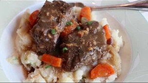"Thumbnail image for Braised Beef Short Ribs ""Sauerbraten"""