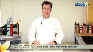 Thumbnail image for How to Brunoise an Onion