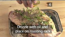 How To Make Roast Leg Of Lamb