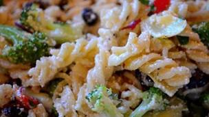 Thumbnail image for Mediterranean Pasta Salad