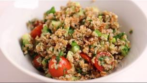Thumbnail image for Mediterranean Tabbouleh Salad