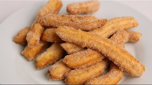 Thumbnail image for Homemade Churros
