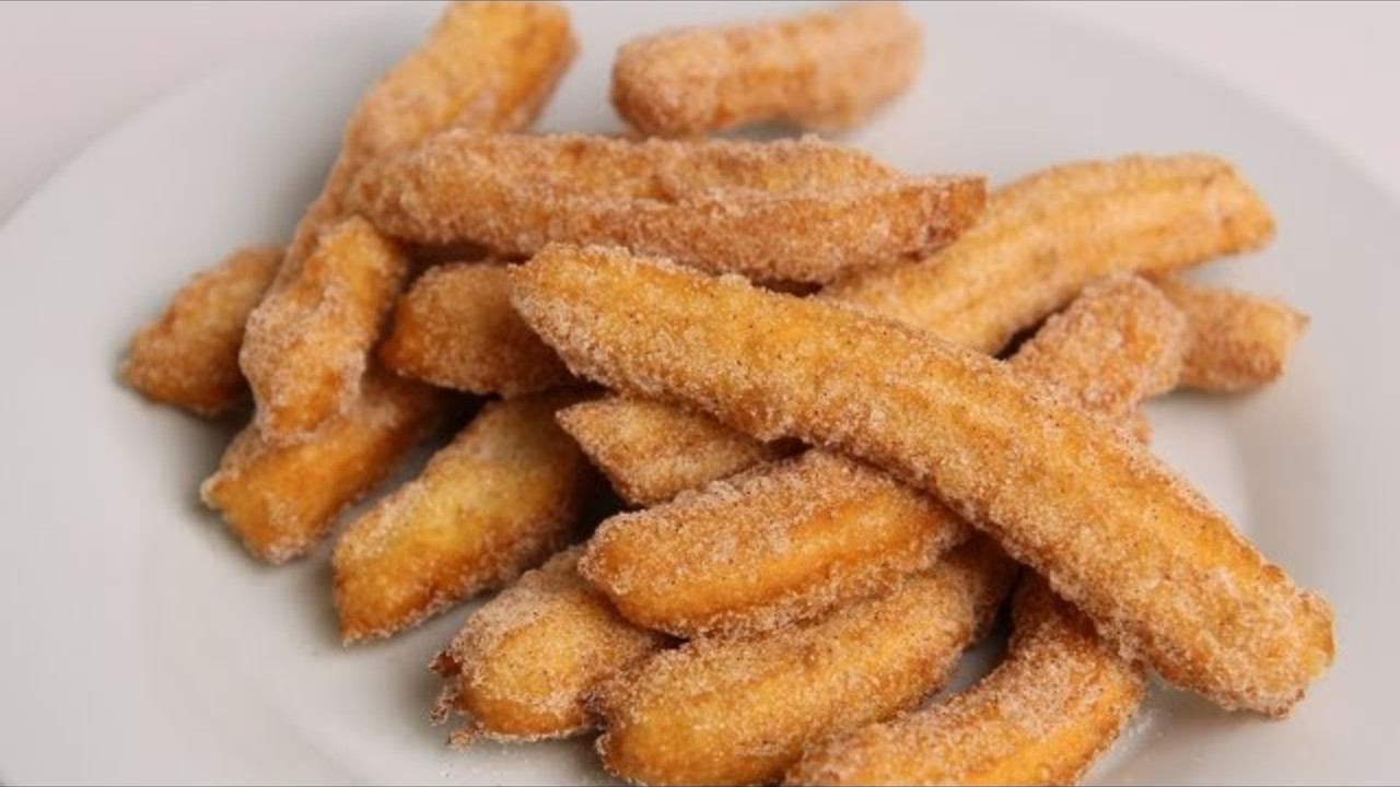 Homemade churros cooking videos grokker forumfinder Choice Image