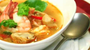 Thumbnail image for Thai Shrimp and Coconut Sprouts