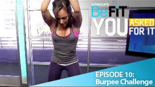 Thumbnail image for CrossFit Challenge: Burpees