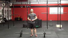 Squat Clean and Jerk