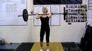 Thumbnail image for The Clean & Jerk - CrossFit Olympic Lifting Series