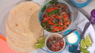 Thumbnail image for Mexican Pork Burrito