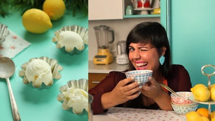 Thumbnail image for How To Make Lemon Frozen Yogurt