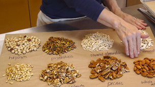 Tips on Baking with Nuts
