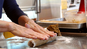 Thumbnail image for Rolling Dough into Logs