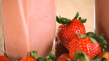 Pretty in Pink Smoothie