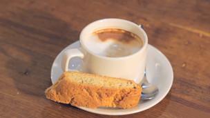 Italian Cantuccini (Biscotti)