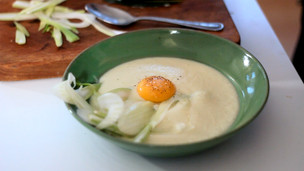 Thumbnail image for Celery Root Soup