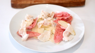 Thumbnail image for Pear and Radicchio Salad