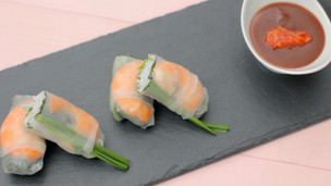 Thumbnail image for Vietnamese Rice Paper Rolls