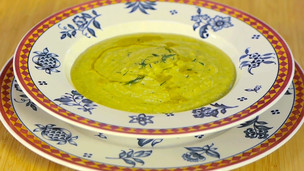 Thumbnail image for Cream of Zucchini Soup