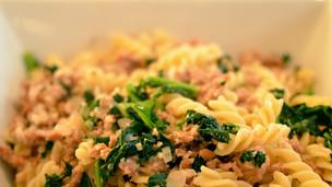 Thumbnail image for Sausage Kale Pasta