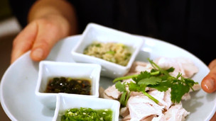 Thumbnail image for Poached Chicken & Sauce