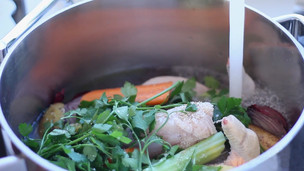 Thumbnail image for Homemade Chicken Stock
