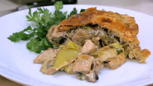 Thumbnail image for Chicken & Mushroom Pie