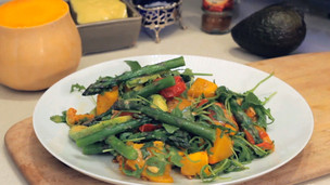 Thumbnail image for Butternut Squash Salad