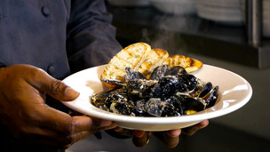 Thumbnail image for Mussels & Creole Mustard
