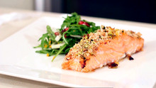 Honey-Baked Salmon