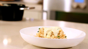 Thumbnail image for Seafood Risotto with Cream