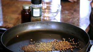 Thumbnail image for Dry Roasting Spices