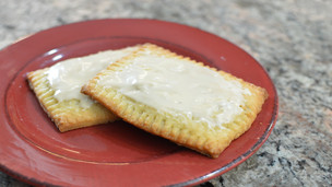 Homemade Maple Pop Tarts