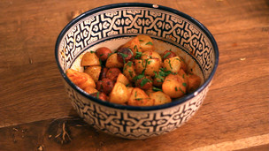 Thumbnail image for Chorizo and Potato salad