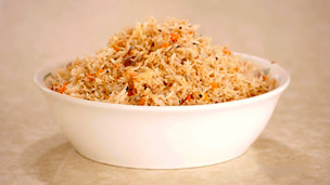 Thumbnail image for Vegetable Rice Pilaf