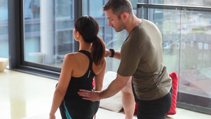 Thumbnail image for Partner Assisted Stretch