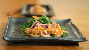 Thumbnail image for Seared Tuna with Ponzu