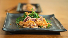 Seared Tuna with Ponzu