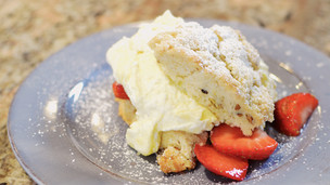 Thumbnail image for Strawberry Pistachio Cake