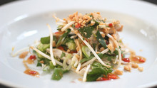 Vietnamese Poached Chicken Salad